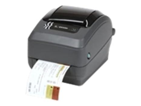 Zebra GX430t - Impresora de Etiquetas (Térmica Directa ...