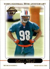 398 Matt (2005 Topps Matt Roth #398 Miami Dolphins Rookie Football Card)
