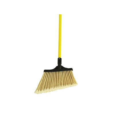 MaxiSweep Angle Broom with Flagged [Set of 4] by O-Cedar Commercial