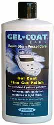 Gel Coat Labs Gel Coat Fine Cut Polish 16oz for RV
