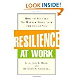 img - for Resilience at Work How to Succeed No Matter What Life Throws at You book / textbook / text book