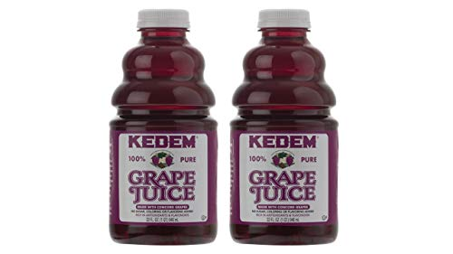 Kedem 32oz Concord Grape Juice (2 Pack)
