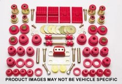 - Energy Suspension 8.18102R HYPER-FLEX SYSTEM Complete Master Bushing Set 1979-1985 Toyota Pickup