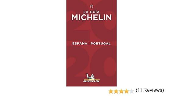 La Guía MICHELIN España & Portugal 2020 La guida Michelin: Amazon ...