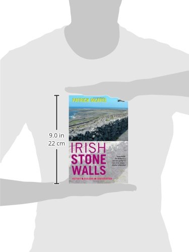 Irish Stone Walls: History, Building, Conservation by O Brien Press (Image #1)