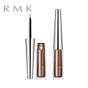 RMK Ingenious Liquid Eyeliner EX (03 Copper Gold) [Imported with SAIKO JAPAN Coupon Gift]
