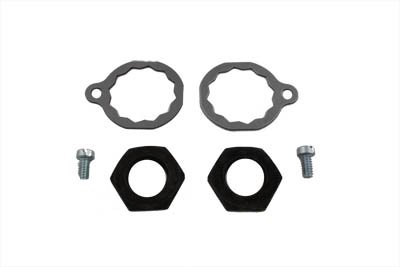 Crank Pin Nut - V-Twin 10-0337 - Crank Pin Nut and Lock Kit