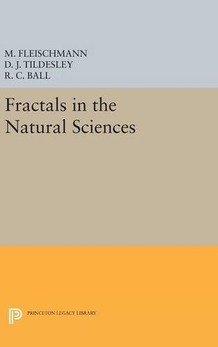 Download Fractals in the Natural Sciences (Princeton Legacy Library) pdf