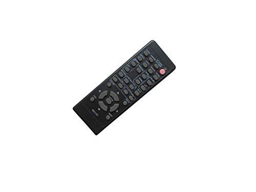 HCDZ Replacement Remote Control for Dukane ImagePro 8794H-RJ 8767A 8769 8788 8770 8755E 8776 8776-RJ 8755B XGA Portable 3LCD Projector ()