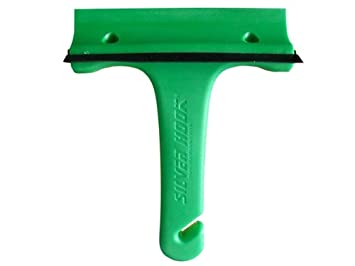 Silverhook D/iscraper limpiaparabrisas y anticongelante: Amazon.es: Coche y moto