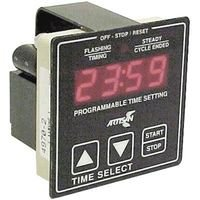 Timer, 4970 Series, Programmable Reset, 99.99 s to 99.98 h, SPDT Output, 115 ()