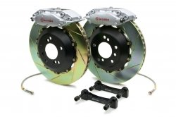 Brembo 2C2.8015A3 GT Big Brake Kit Rear Slotted Mercedes Benz E-Class 03-09