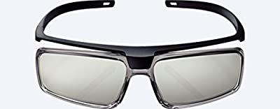 3-Pack Sony TDG-500P Passive 3D Glasses