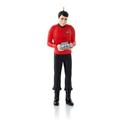 Montgomery Scotty Star Trek Legends #4 Series 2013 Hallmark (Scottie Christmas Ornament)