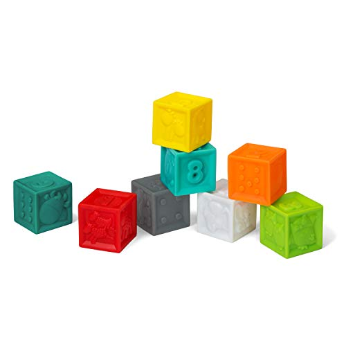 Infantino Squeeze and Stack Block Set ()