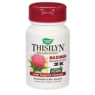 - Nature's Way - Thisilyn, 175 mg, 60 veggie caps