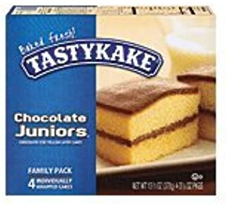 product image for Tastykake, Juniors Chocolate MP Comm Snack Cake, 12 oz