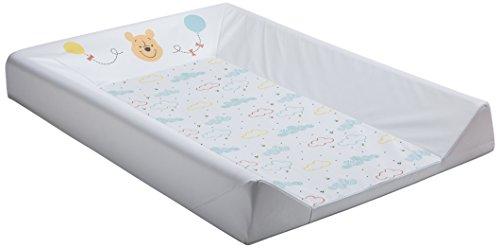 BabyCalin DIS510801 Mat Wechseln, 50cm x 70cm, Disney Winnie Hallo Funshine, mehrfarbig, 1 Stück, DISNEY BABY 1