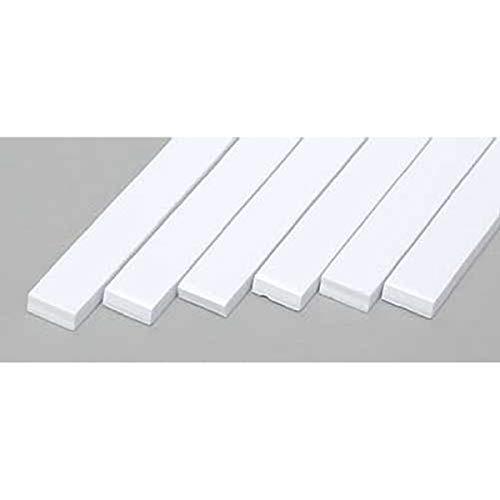 Evergreen Scale Models Strip .100 x .250 (6), EVG179 ()