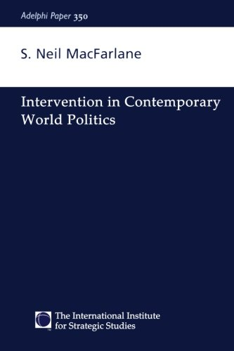 Intervention in Contemporary World Politics (Adelphi series)
