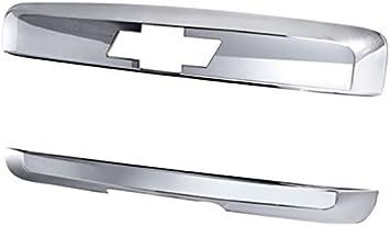 07-14 Cadillac Escalade SUV Chrome Liftgate Tailgate Lower Handle Cover