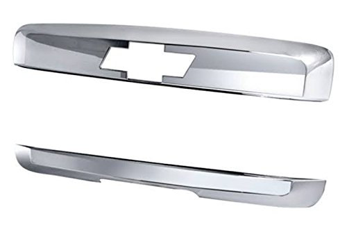 - Chevy Suburban & Tahoe Rear Hatch Trim & Tailgate Handle Cover - Fits 2007, 2008, 2009, 2010 Models