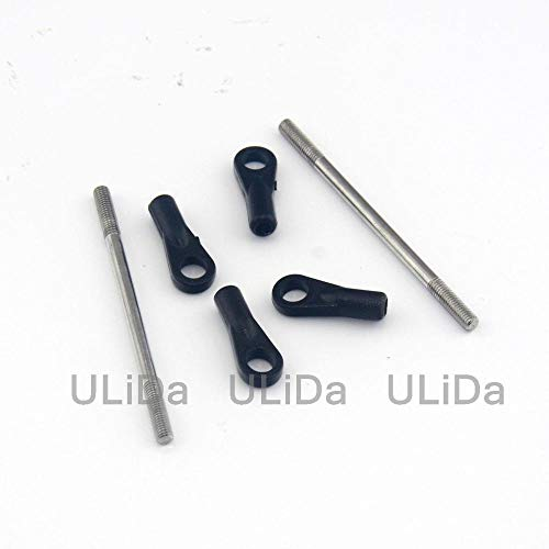 Part & Accessories Ball Link & M2.050 Metal Ball Link Rod set for VWINRC 500FBL RC Helicopter Heli