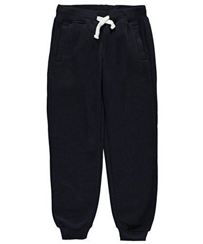 Southpole Big Boys' Active Basic Jogger Fleece Pants