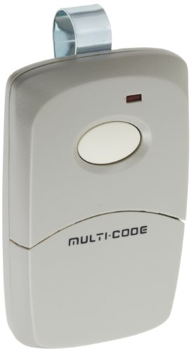 Gates Controls Commercial (Linear MCS308911 1-Channel Visor Transmitter, 300 MHZ, 2.5