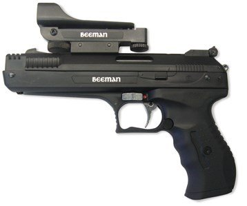 Beeman P17 Deluxe Pellet Pistol with Red Dot