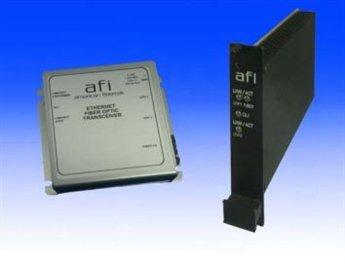 AMERICAN FIBERTEK MTX46FXST Single fiber 10/100 Ethernet) Module Tx