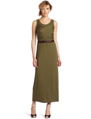 Design History Women's Maxi Dress with Belt
