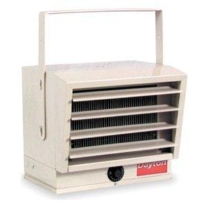 Dayton 3UG74 Heater, Utility