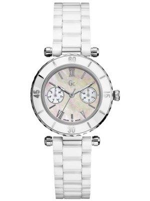 gc 35003l1 – Reloj de Pulsera, Correa de cerámica