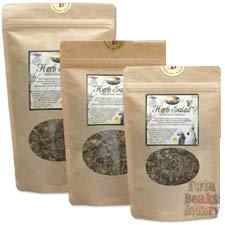 Price comparison product image Healthy Bird's Organic Herb Salad (4 oz)