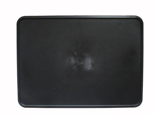 Kunststoff schwarz Kennzeichenverst/ärker Kennzeichen-Unterlage 280x200 mm f/ür Quad//Auto Kennzeichenhalterung