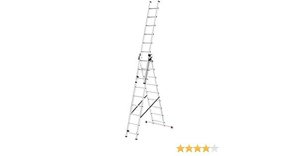 Hailo 7312 – 007 profesional Step, peldaños: 3 x 12: Amazon.es: Bricolaje y herramientas