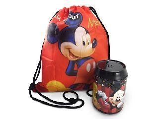 Porta Objetos com Bolsa Mickey