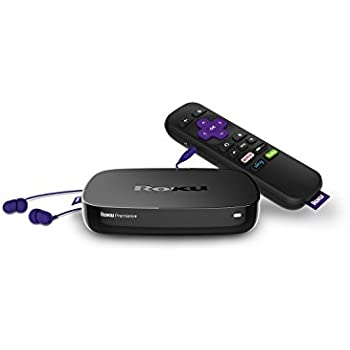 Roku Premiere+ - HD and 4K UHD Streaming Media Player with HDR