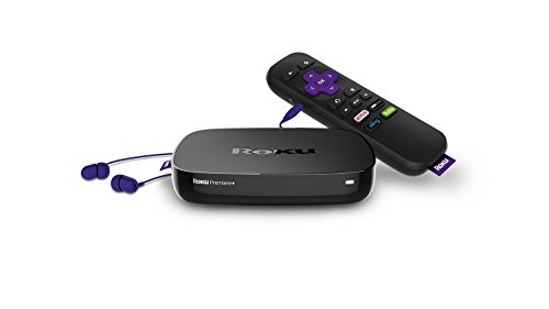 Roku Premiere+ Streaming Media Player