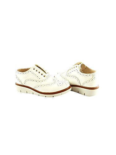 Wingtip Patent Adult Women Stud 11 Metal Grippy Shoes 6 White Oxford Liyu fqtwdxOEPf