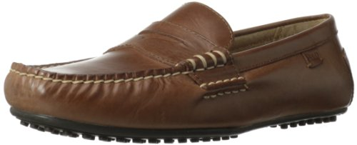 Polo Ralph Lauren Men's Wes Penny Loafer,Polo/Tan,15 D US