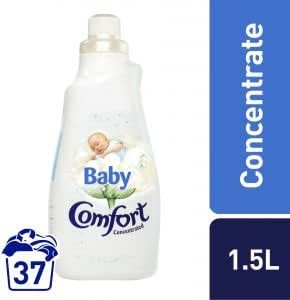 Comfort Concentrated Fabric Softener Baby, 1.5L