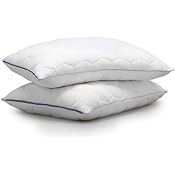SHEEX ECOSHEEX Down Side Sleep Pillow, Helps to Keep Your Temperature Balanced While You Sleep (King)