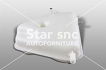 Recipiente de agua radiador apto para Fiat UNO-ref. 7551041: Amazon.es: Coche y moto