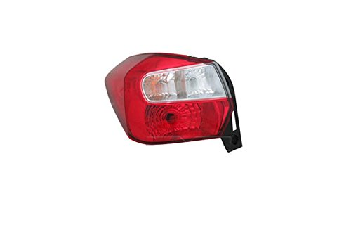 TYC 11-6464-00-1 Replacement Left Tail Lamp for Subaru