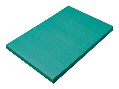 SunWorks Construction Paper, Turquoise,  12