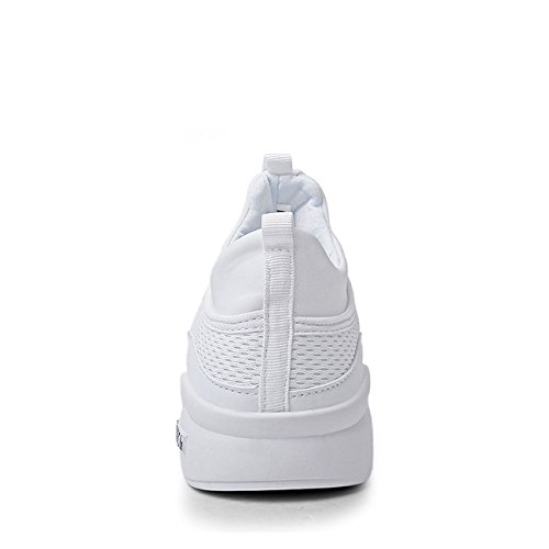 Soulsfeng Zapatos Deportivos Zapatillas Zapatos de Hombres para Mujer Calzado Deportivo Zapatos Planos Zapatos Con Cordones(rojo 39EU) PpMxs