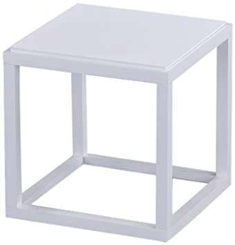 stacking cubes furniture. Amazon.com: Roundhill Furniture Wood Stackable Display Cube Shelves Stands/Side Table, White: Kitchen \u0026 Dining Stacking Cubes