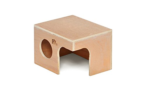 Extra Large, Solid Wood Hideout Rabbit Hut